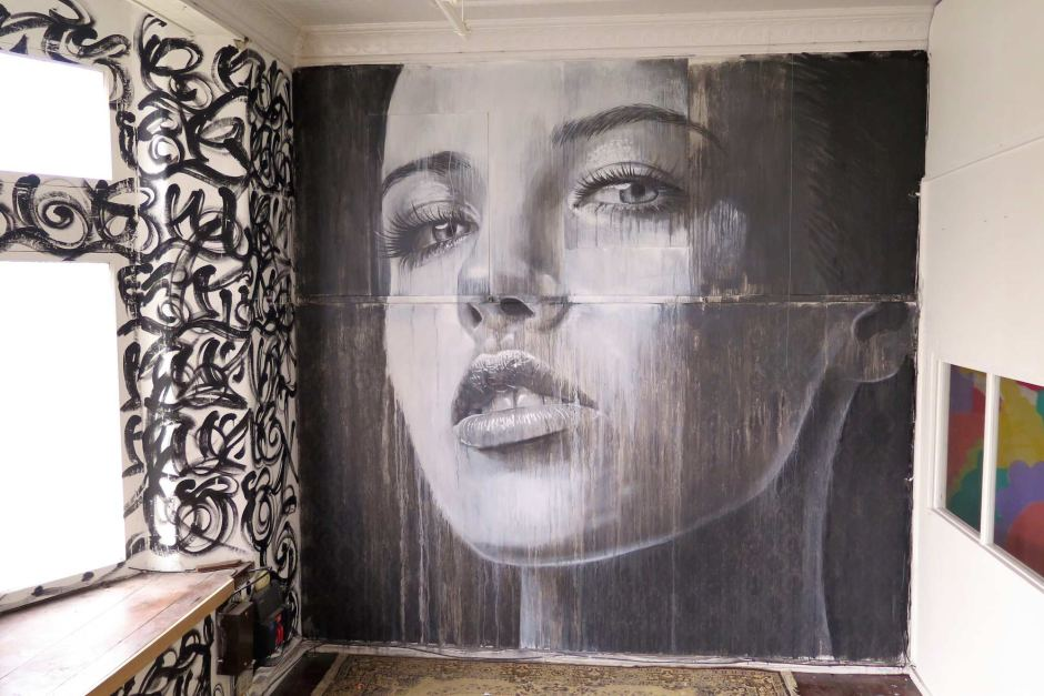 rone arts show march