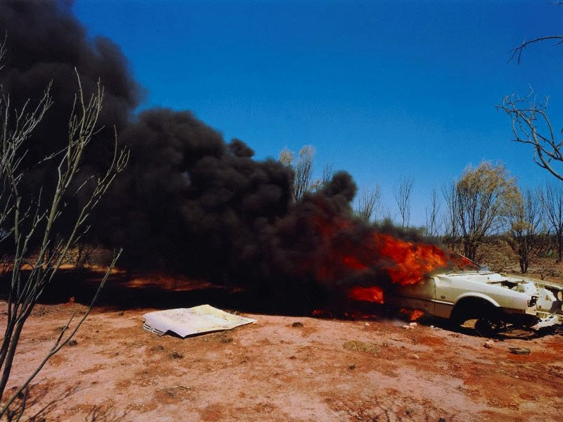 Rosemary Laing 'one dozen unnatural disasters in the Australian landscape #2'