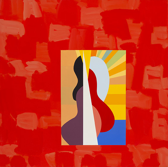 Robert Jacks 'Summer Tower' 2001